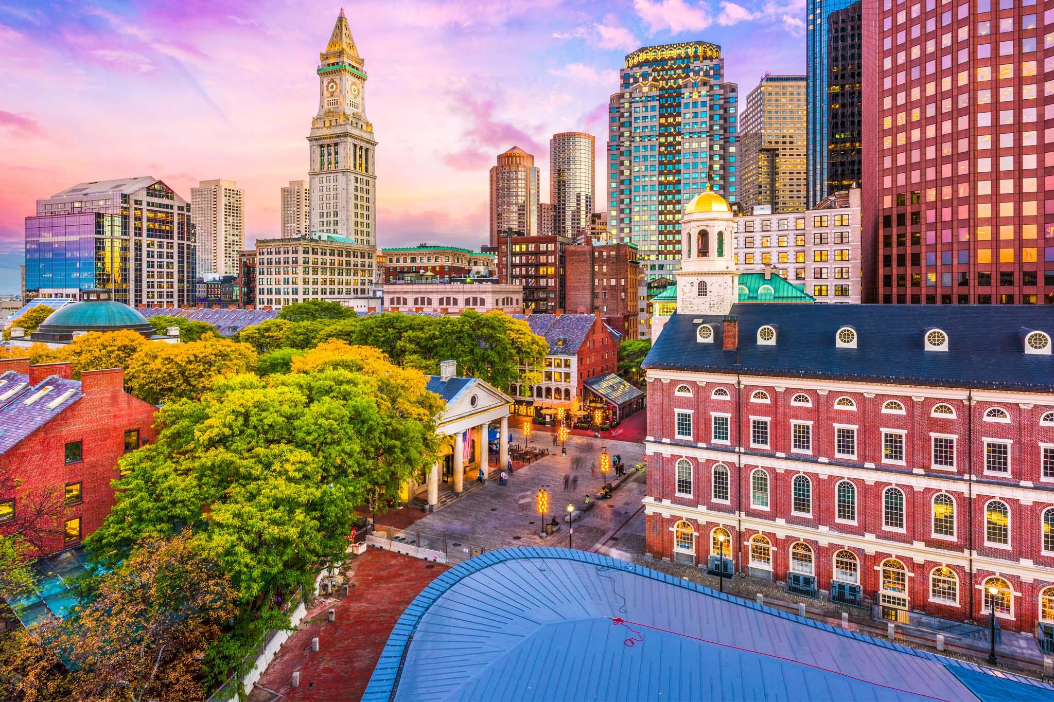 VISITA BOSTON DESDE NUEVA YORK: GUIA DE VIAJE