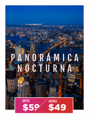 PANORAMICA NOCTURNA NY