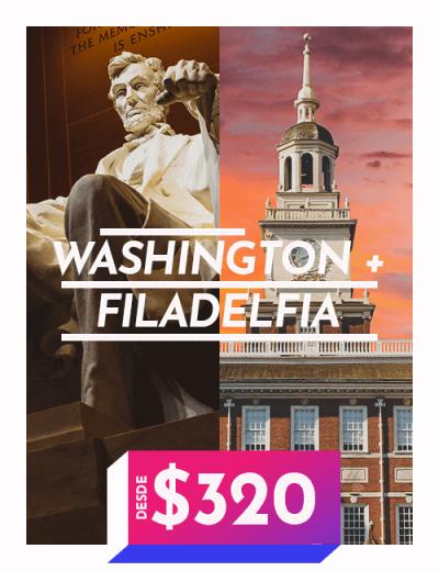 Excursion-Washington-mas-Filadelfia