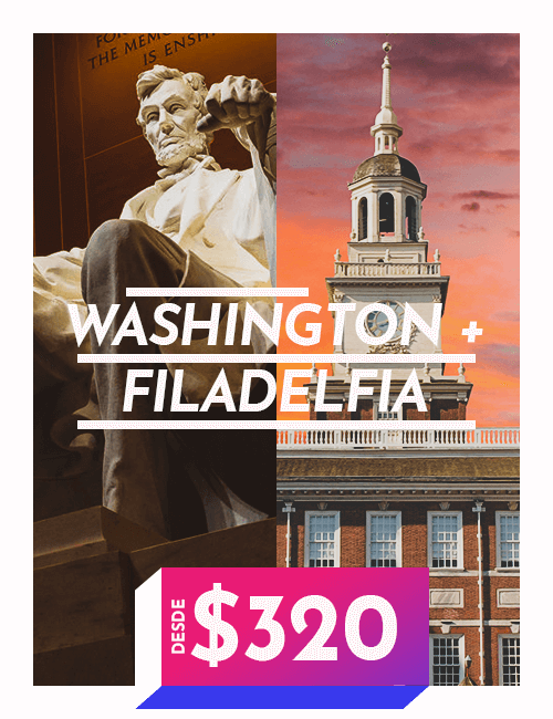 Excursion-Washington-mas-Filadelfia