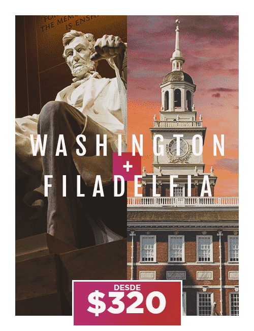 filadelfia y washington tour