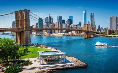 Recorrido en Helicoptero en Nueva York