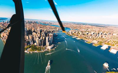 Recorrido en Helicoptero por Nueva York