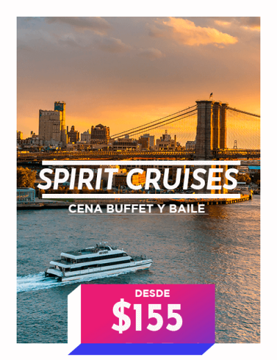 Spirit Cruises Cena Buffet