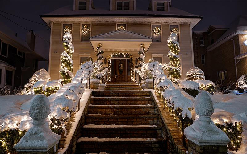 Tour nocturno Luces de Navidad