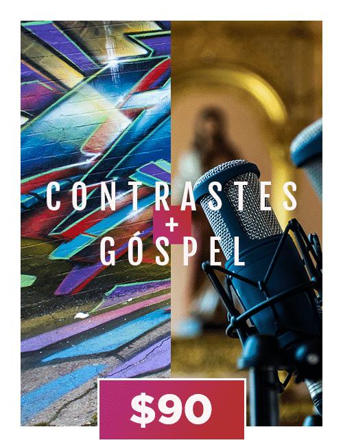 Contrastes más Gospel