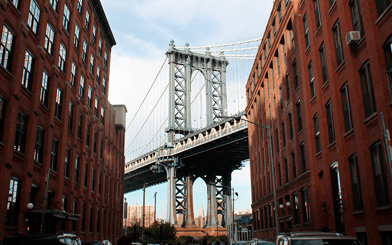 Excursion Contrastes de Nueva York
