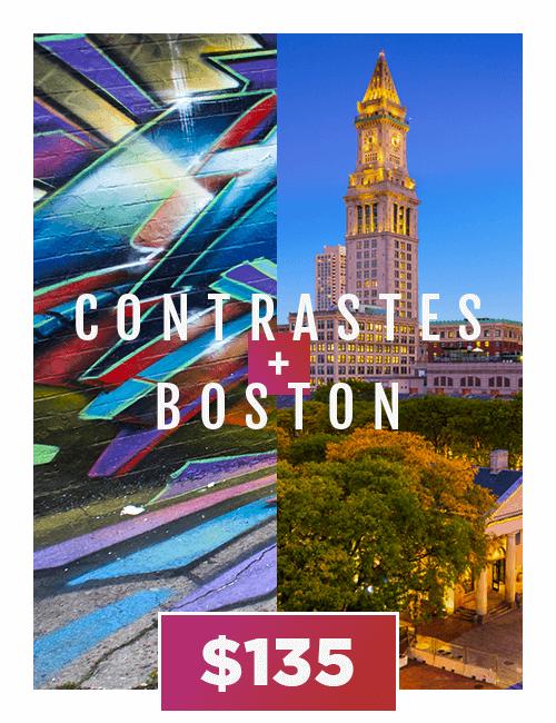 Contrastes + Boston