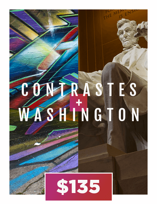 Contrastes + Washington