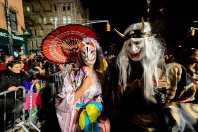Halloween Bash at Webster Hall
