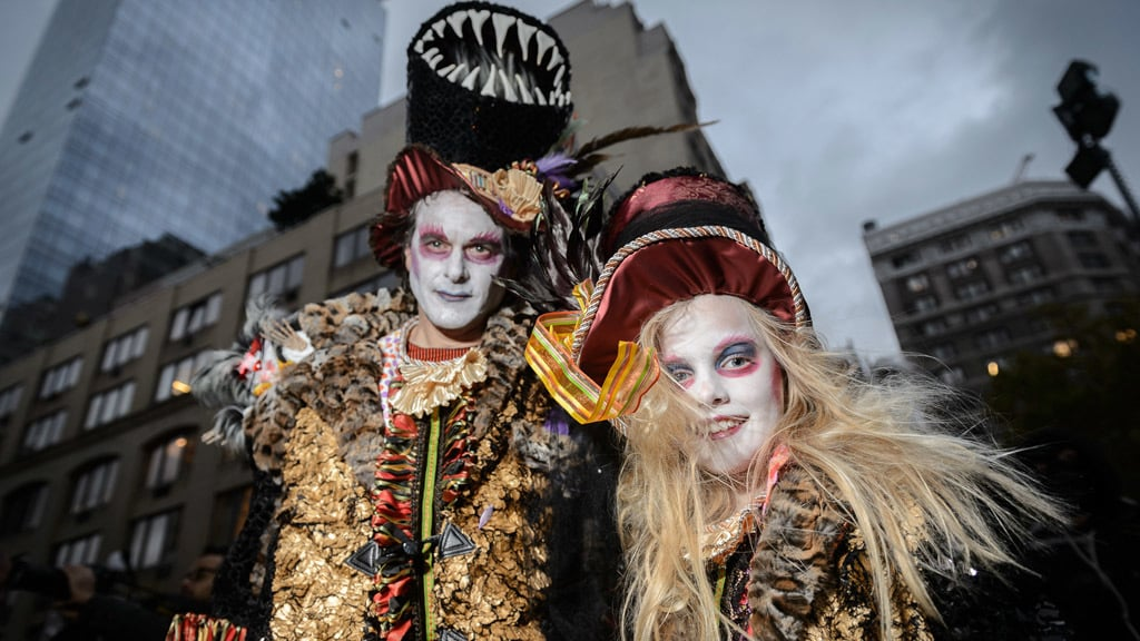 Villa Halloween Parade NYC