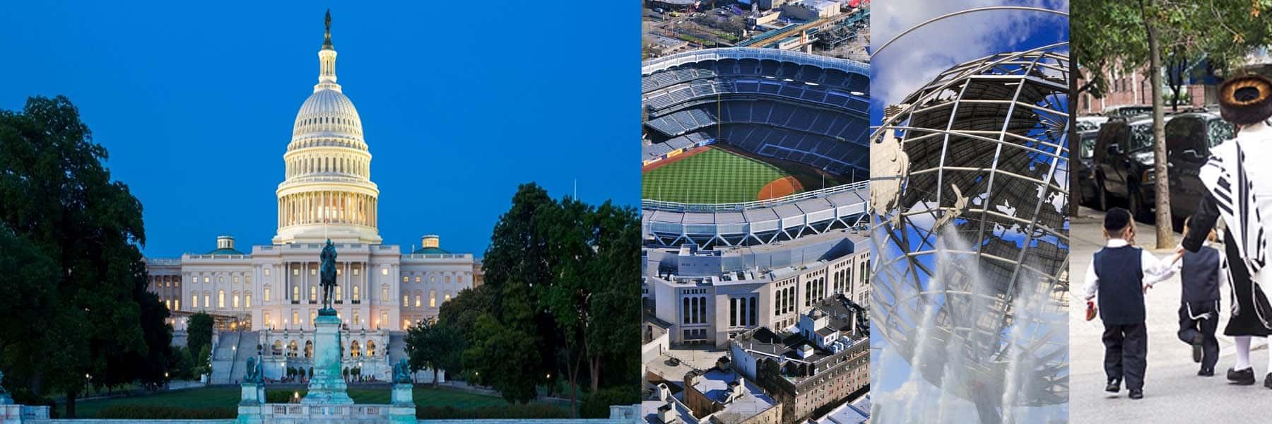 Washington más Contrastes