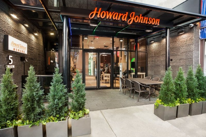 Hotel Howard Johnson