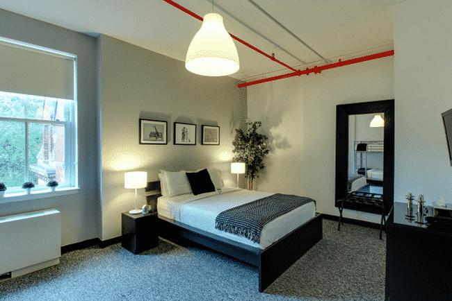 Hoteles económicos en Nueva York