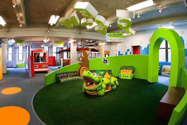 Museo de los Niños Nueva York