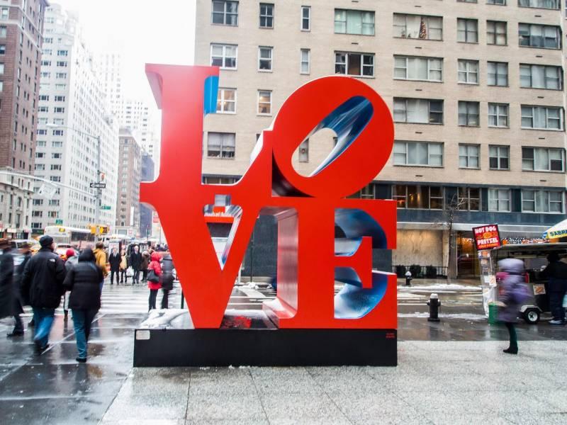 Día de San Valentín en NY