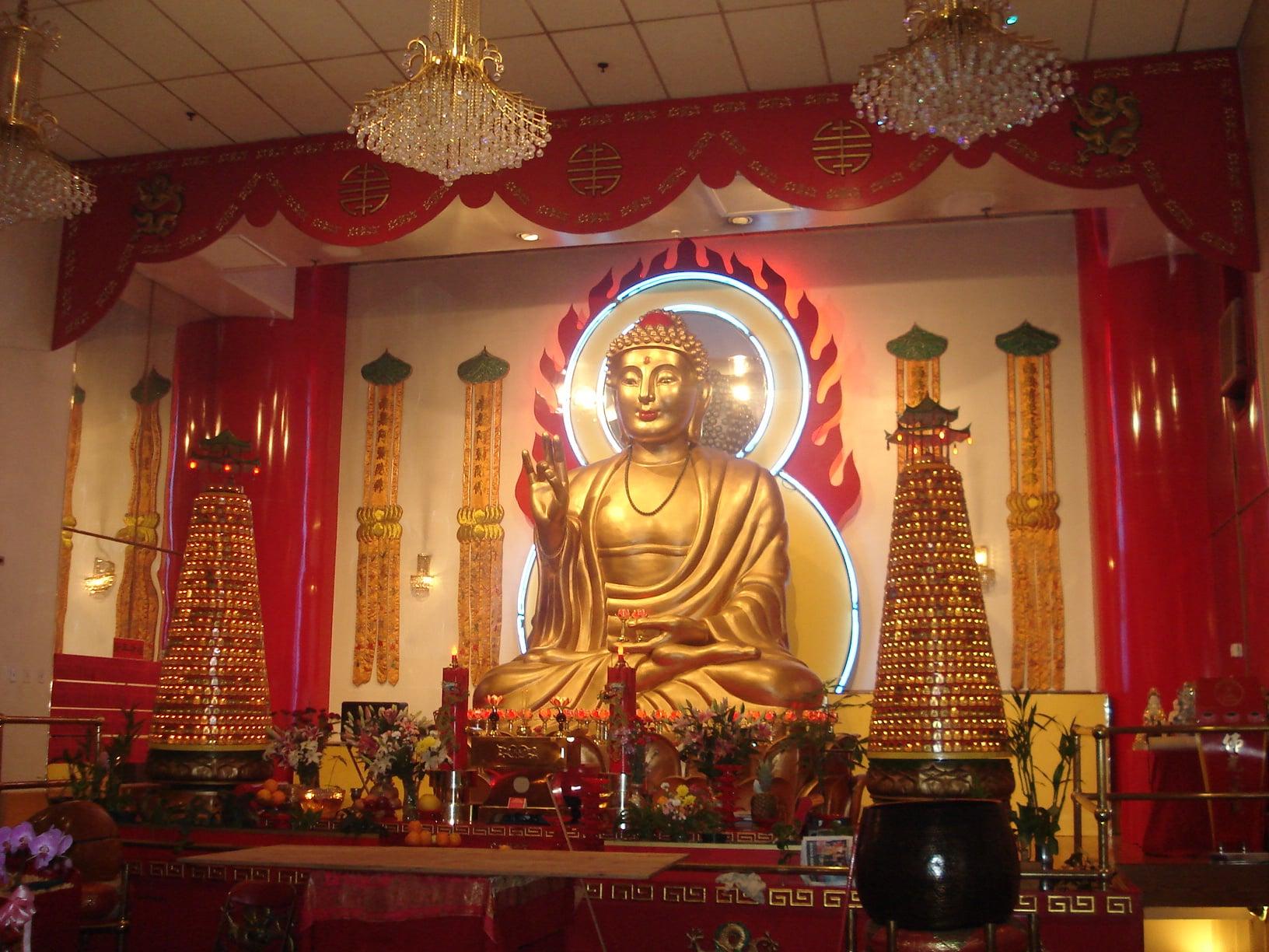 Mahayana Buddhist