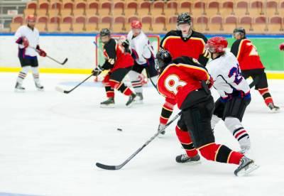 Partidos de hockey sobre hielo - New York Rangers