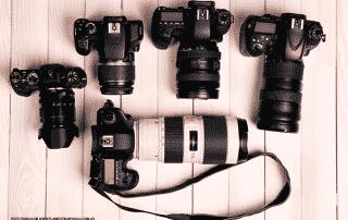 Camaras fotograficas en Nueva York