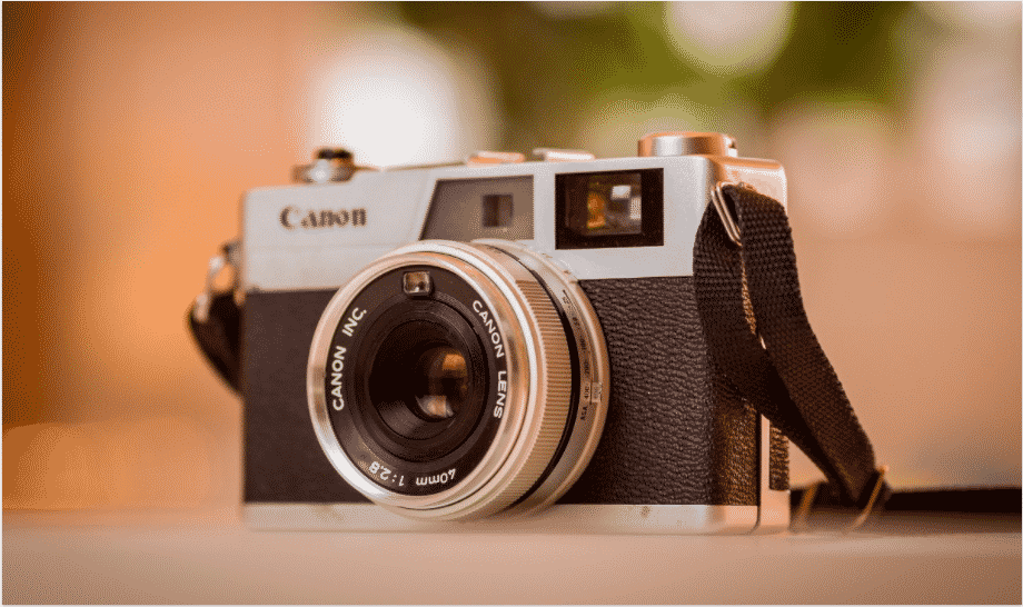 Camaras fotograficas