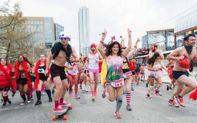 Cupid´s Undie Run
