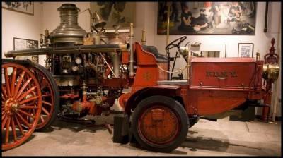 Museo de Bomberos de Nueva York