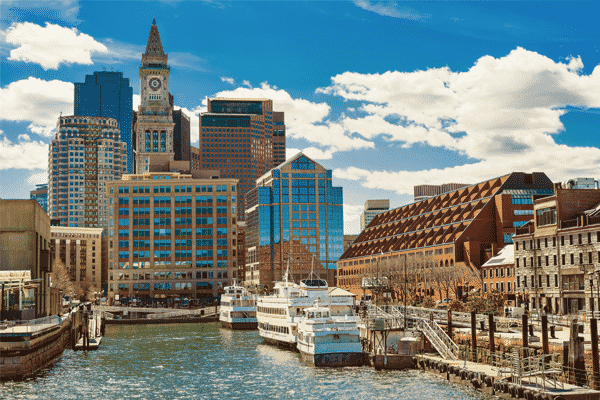 CINCO RAZONES PARA VISITAR BOSTON