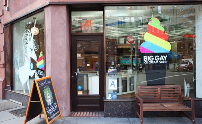 Unexpectedness! gay vidio shops nyc opinion you