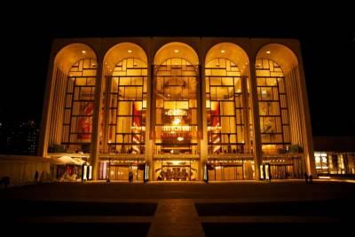 MET Opera en el Parque