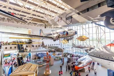 Museo de Aire y Espacio