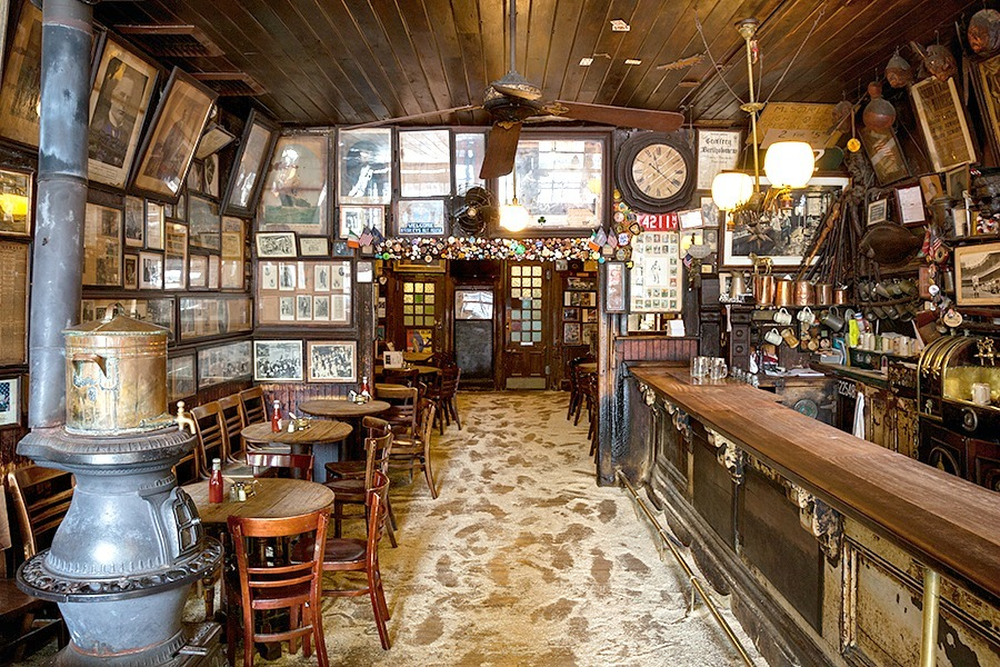 Mcsorley S Old Ale House En Manhattan City Travel Nyc