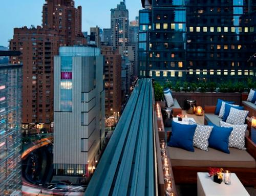TOP 8 ROOFTOP BARS EN NUEVA YORK
