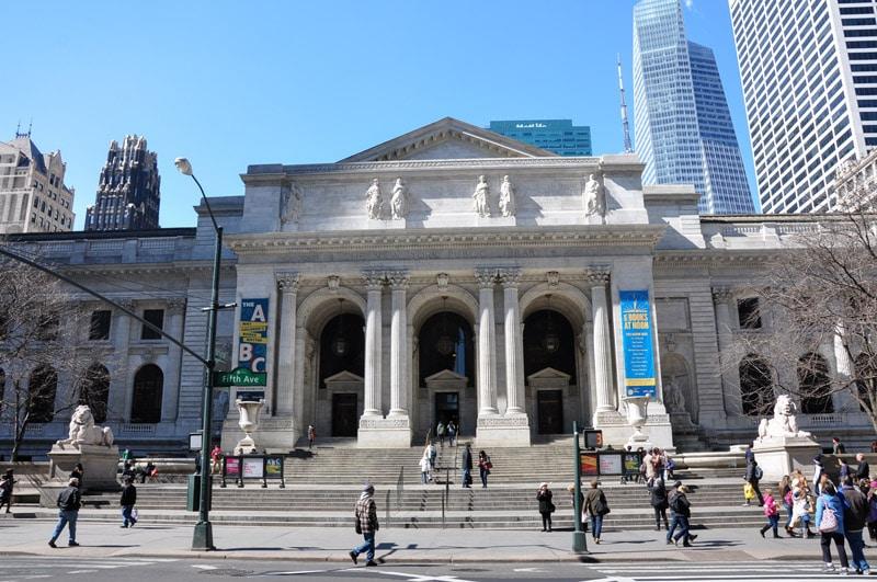 Biblioteca Publica de Nueva York