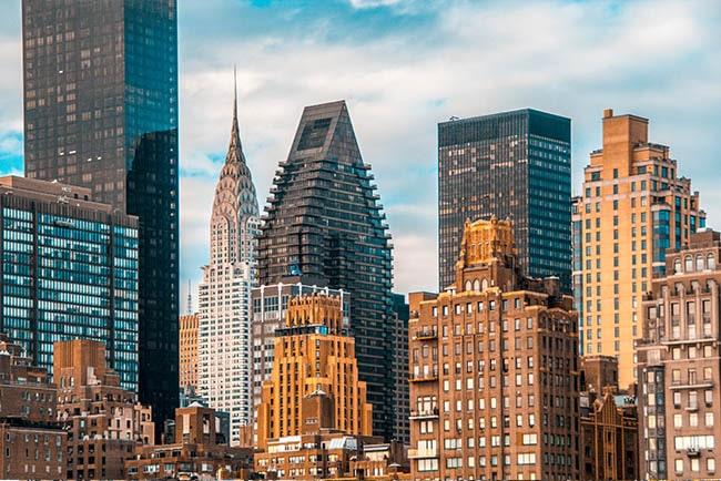 Los Edificios De Nueva York City Travel Nyc