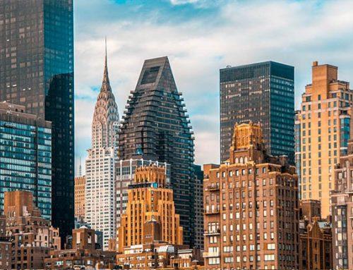 LOS EDIFICIOS DE NUEVA YORK
