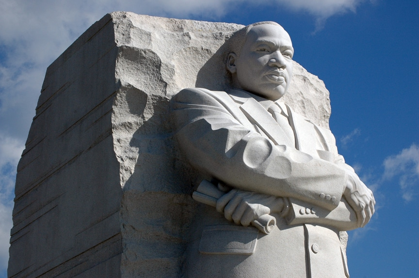 Memorial de Martin Luther King, Jr.