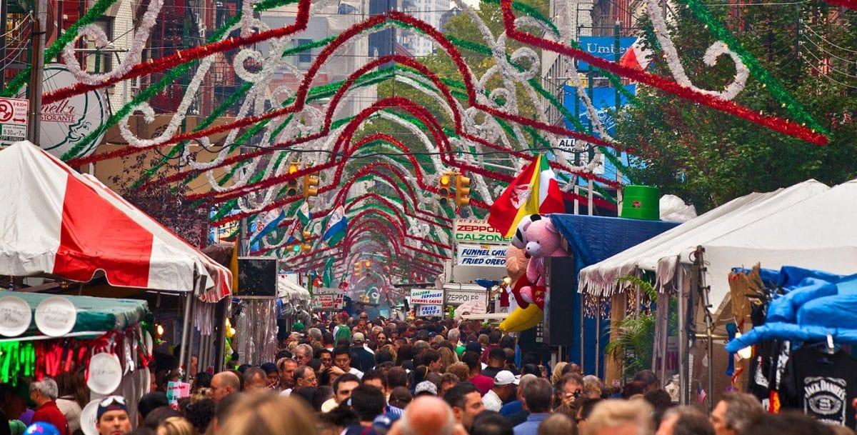 Festival de San Gennaro