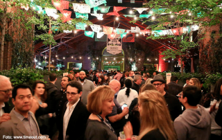New York wine and food festival