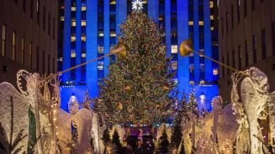 El árbol de Navidad de Rockefeller Center