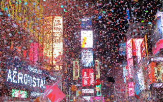Año nuevo en Times Square