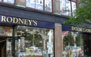 Rodney's Bookstore