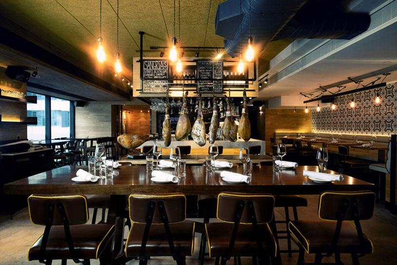 Los Mejores Restaurantes Españoles En Nueva York