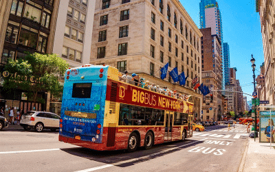 Big Bus Nueva York