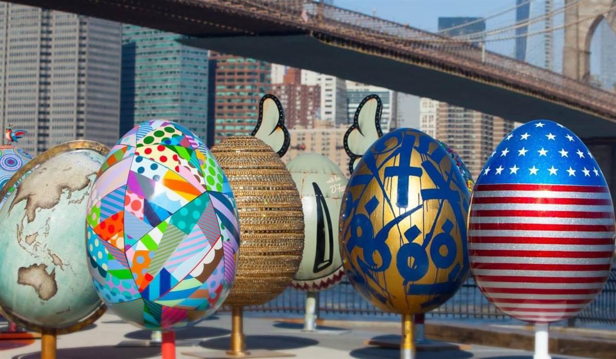 Huevos de Pascua en Nueva York