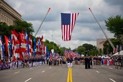 Desfile del Memorial Day