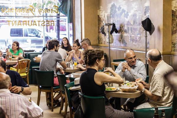 Donde desayunar en Nueva York