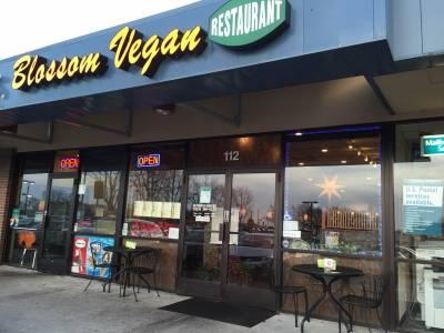 Blossom Vegan