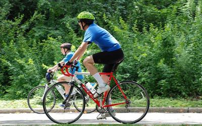 Central Park tour en bicicleta