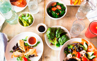 Restaurantes vegetarianos en Nueva York