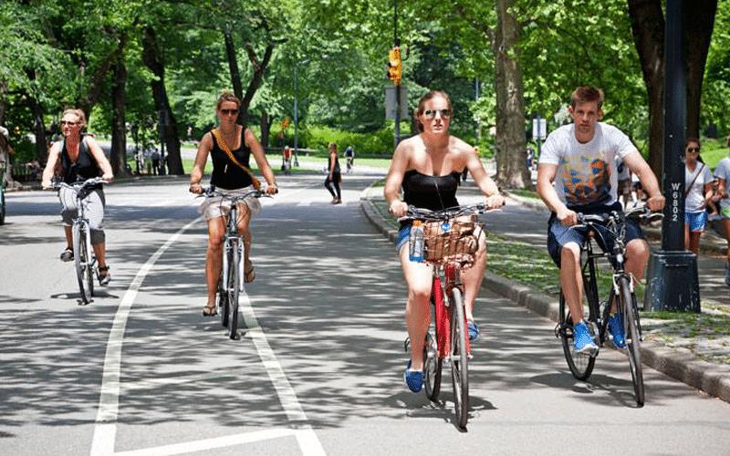 Tour en Bicicleta Central Park